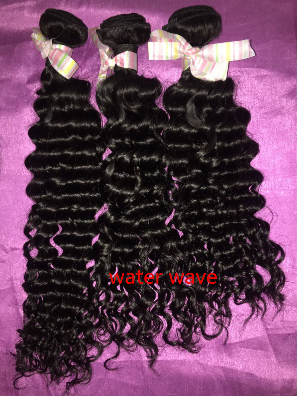 2 Bundles Sale 100 Human Virgin Hair Weave 4399